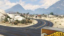 Cholla Road