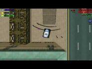 GTA 2 (1999) - Cop Car Crush! -4K 60FPS-