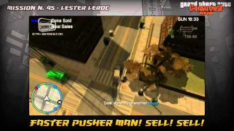 GTA_Chinatown_Wars_-_Walkthrough_-_Mission_45_-_Faster_Pusher_Man!_Sell!_Sell!
