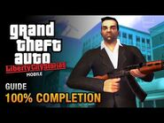 GTA Liberty City Stories - 100% Completion Guide