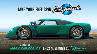 Gta Casino Lucky Wheel Prizes