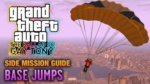 GTA_The_Ballad_of_Gay_Tony_-_BASE_Jumps_Gone_Down_Achievement_Trophy_(1080p)