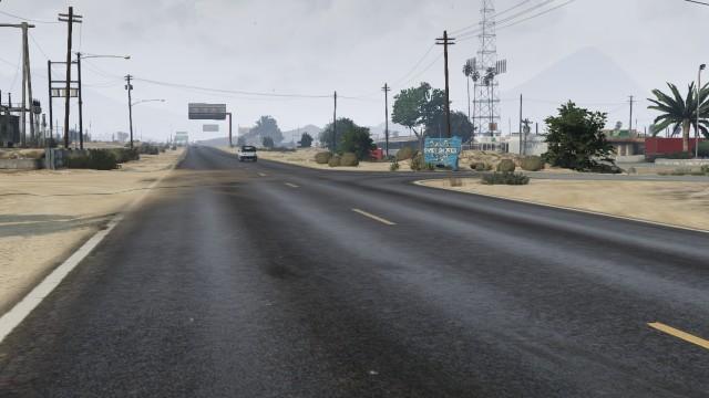 East Joshua Road