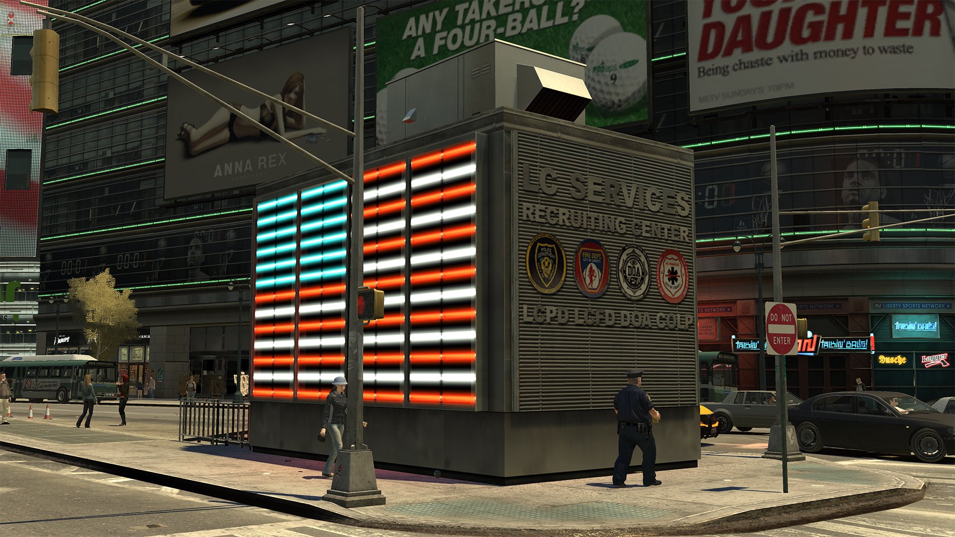 Liberty City Services Recruiting Center
