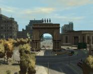 Soldier'sPlaza-GTA4-northwards