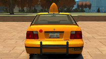 Taxi2-GTAIV-Rear