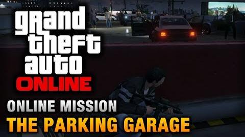GTA Online - Mission - The Parking Garage Hard Difficulty