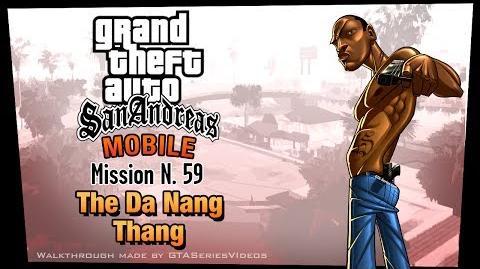 GTA San Andreas - iPad Walkthrough - Mission 59 - The Da Nang Thang (HD)