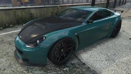RapidGT-GTAO-NPCModified-Green-FrontQuarter