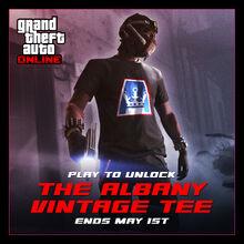 TheAlbanyVintageTee-GTAO-Advert