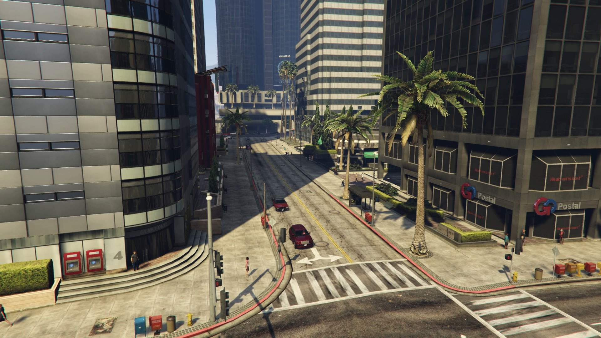 Peaceful Street