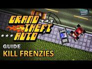 GTA 1 - All Kill Frenzies