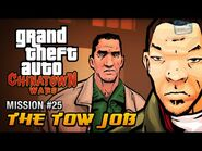 GTA Chinatown Wars - Mission -25 - The Tow Job