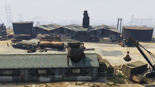 Murrieta Oil Field