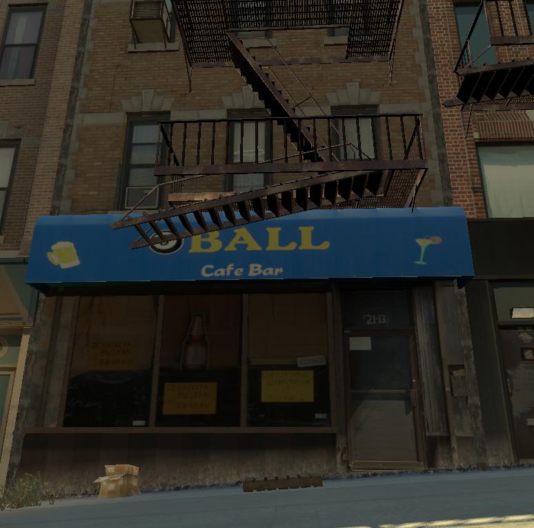 8-Ball Cafe Bar