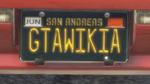 Custom Plate GTAO User-defined GTAWIKIA