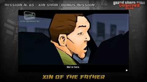 GTA Chinatown Wars - Walkthrough - Mission 65 - Xin of the Father (Bonus Mission)