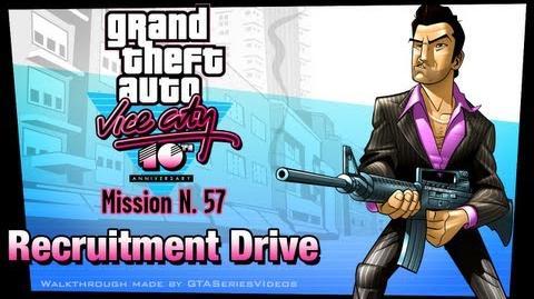 GTA Vice City - iPad Walkthrough - Mission 57 - Recruitment Drive
