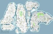 Liberty City Road Map 12