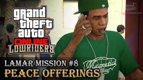 GTA Online Lowriders - Mission 8 - Peace Offerings Hard Difficulty