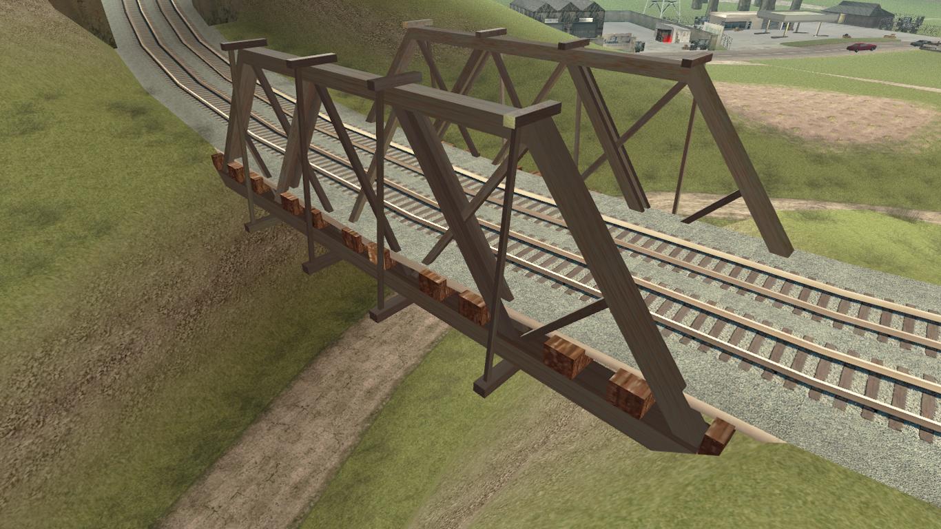 Beacon Hill Rail Bridge