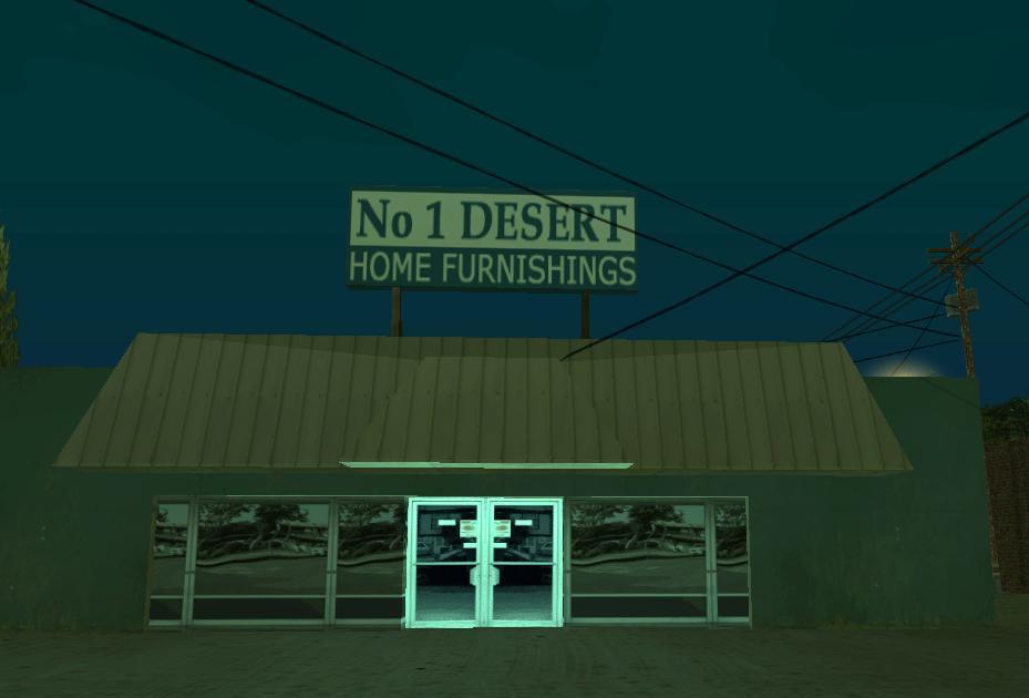 No. 1 Desert Home Furnishings