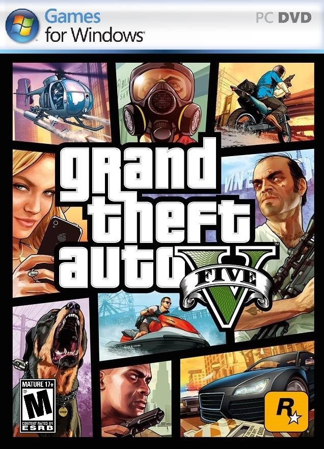 AK-28/News About the PC Version of GTA V !!!