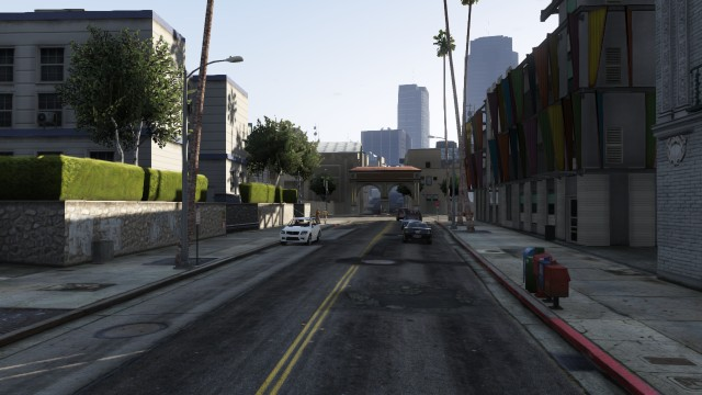 Red Desert Avenue