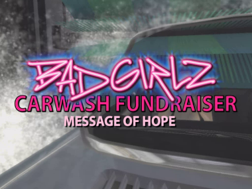 Bad Girlz: Carwash Fundraiser