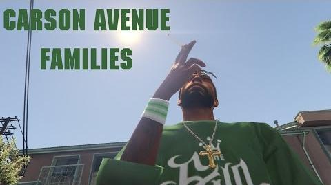 GTA 5 PC Editor- The Families- CAF- Carson Avenue Families
