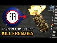 GTA London 1961 - All Kill Frenzies
