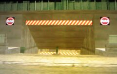 AMCo HQ-GTALCS-parking entrance