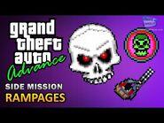 GTA Advance - Rampages