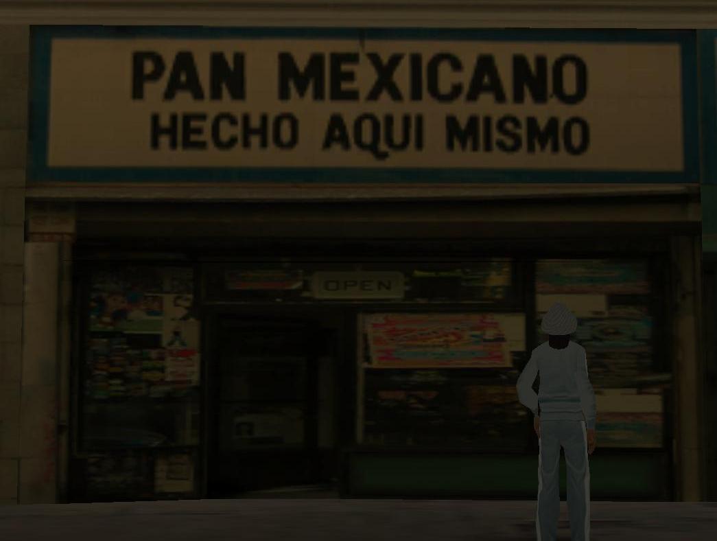 Pan Mexicano