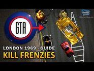 GTA London 1969 - All Kill Frenzies