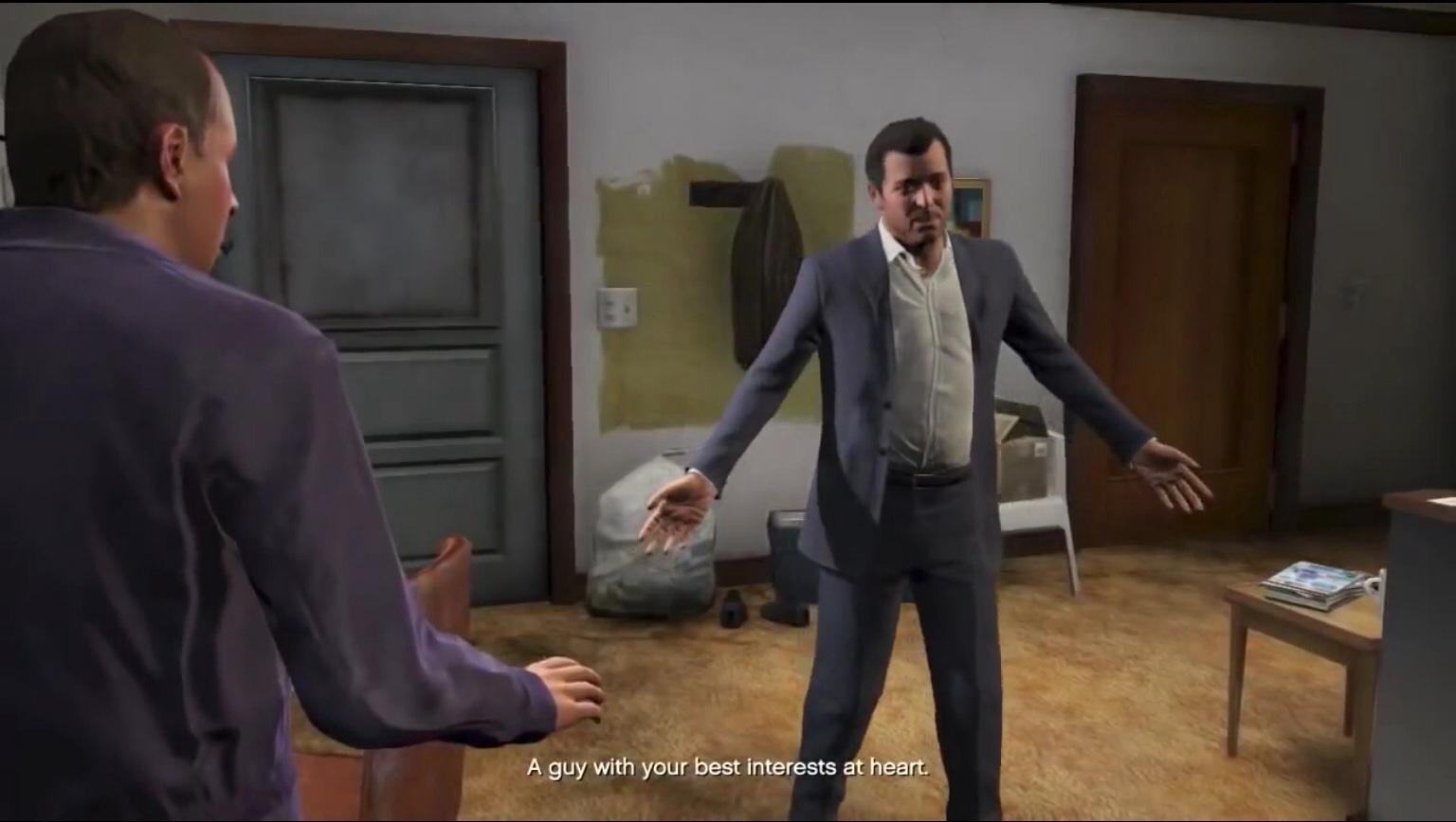Harvey Molina's apartment