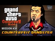GTA Chinatown Wars - Mission -38 - Counterfeit Gangster