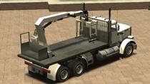 FlatbedCrane-GTAIV-RearQuarter
