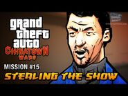 GTA Chinatown Wars - Mission -15 - Stealing The Show