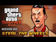 GTA Chinatown Wars - Mission -50 - Steal the Wheels