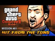 GTA Chinatown Wars - Mission -61 - Hit from the Tong