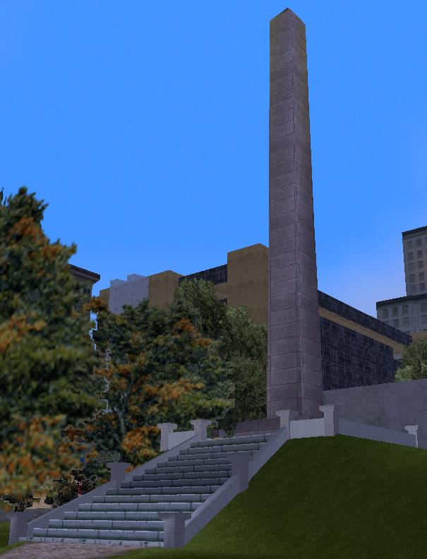 Liberty City War Memorial