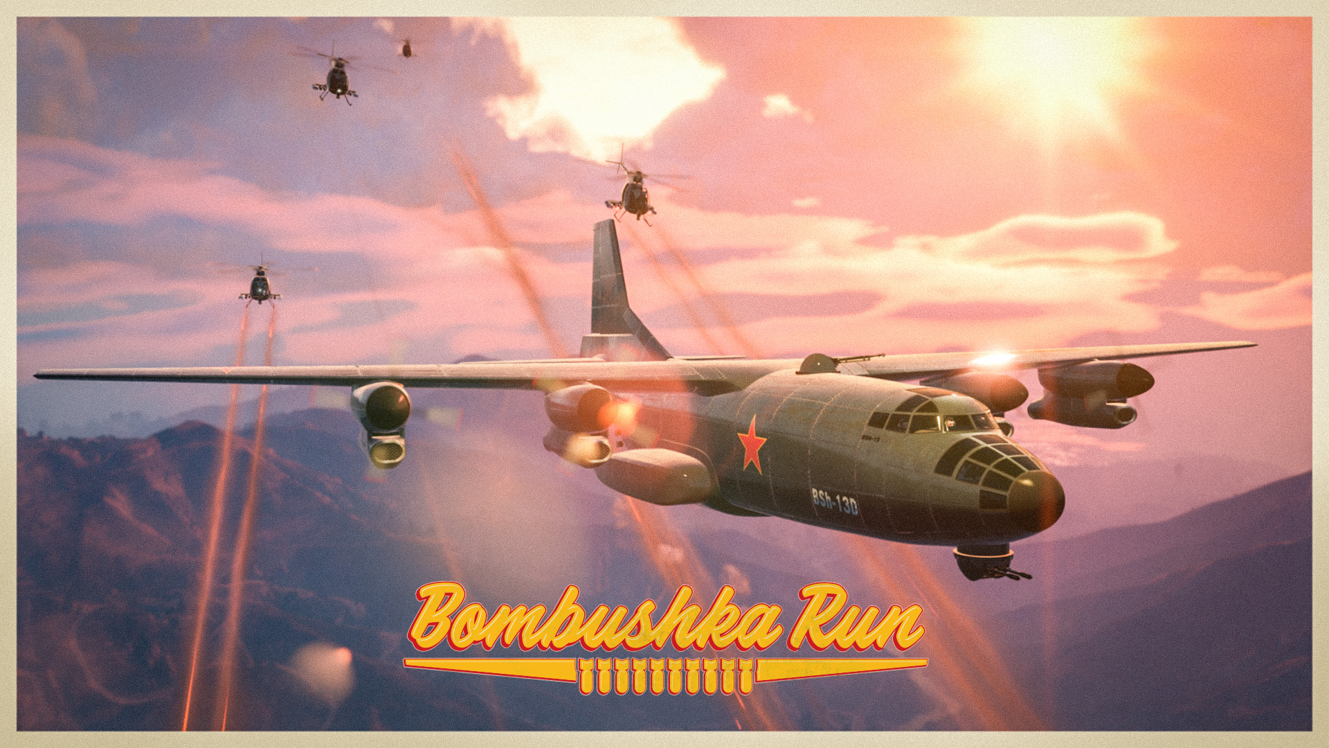 Bombushka Run