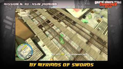 GTA Chinatown Wars - Walkthrough - Mission 43 - By Myriads of Swords