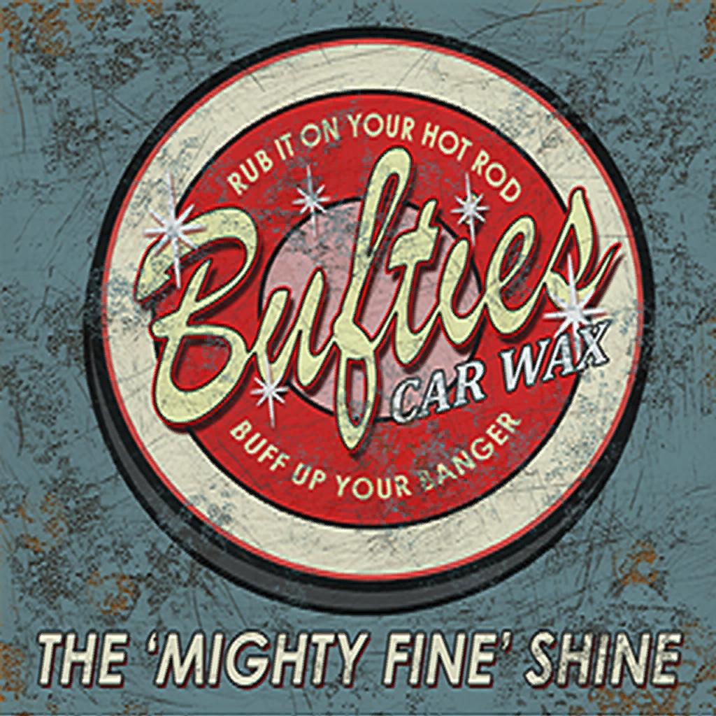 Bufties Car Wax