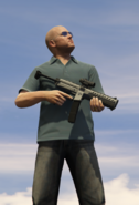 MichaelDeSanta-GTAV-CombatPDW