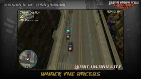 GTA Chinatown Wars - Walkthrough - Mission 10 - Whack the Racers