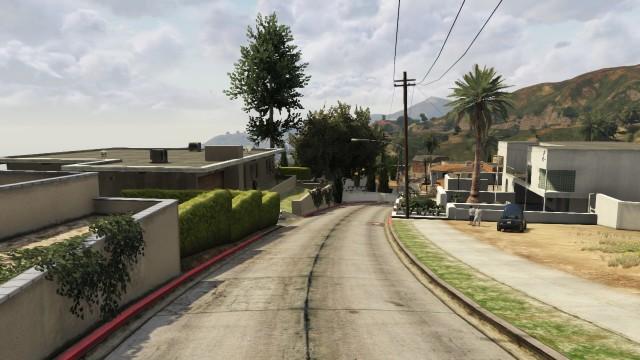 North Sheldon Avenue