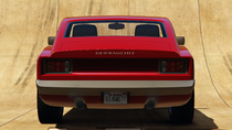 RapidGTClassic-GTAO-Rear