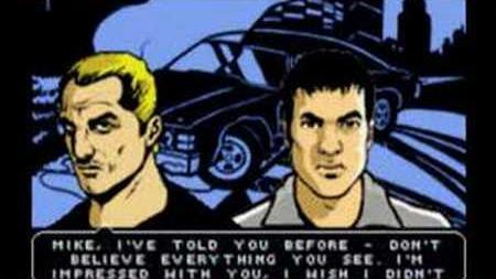 GTA Advance Mission 36 - Truth Revealed